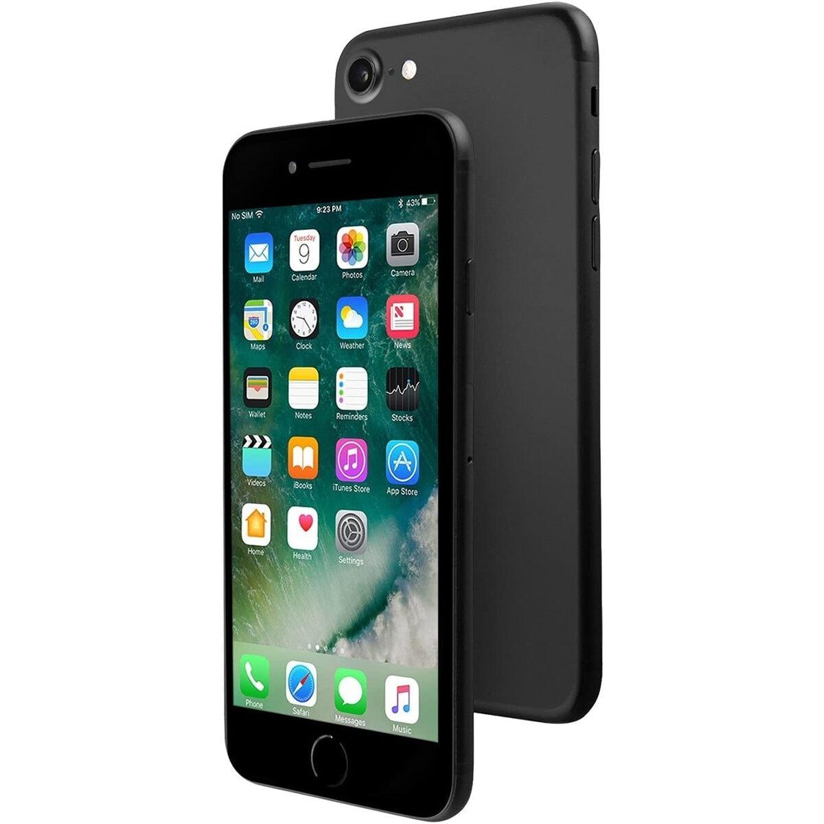 Apple IPhone 7 Black 32GB Unlocked Sim-Free Retina Mobile Phone Refurbished 12 Months Warranty