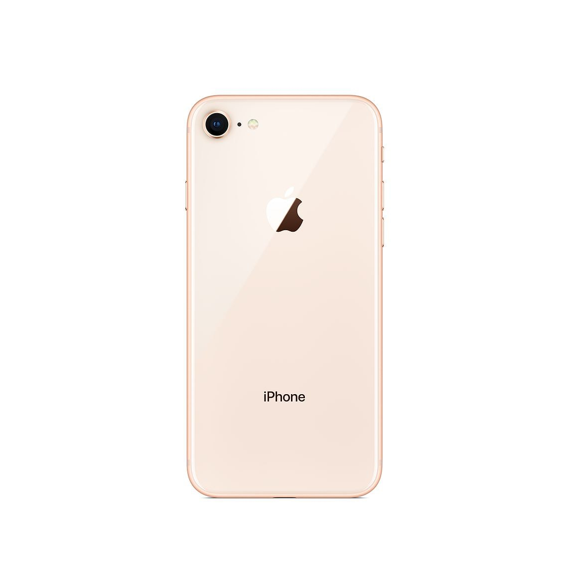 Apple IPhone 8 Rose Gold 64GB Unlocked Sim-Free Retina Mobile Phone Refurbished 12 Months Warranty