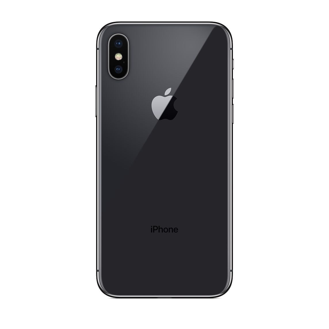 Apple IPhone X Dark Space Grey 256GB Unlocked Sim-Free Retina Mobile Phone Refurbished 12 Months Warranty