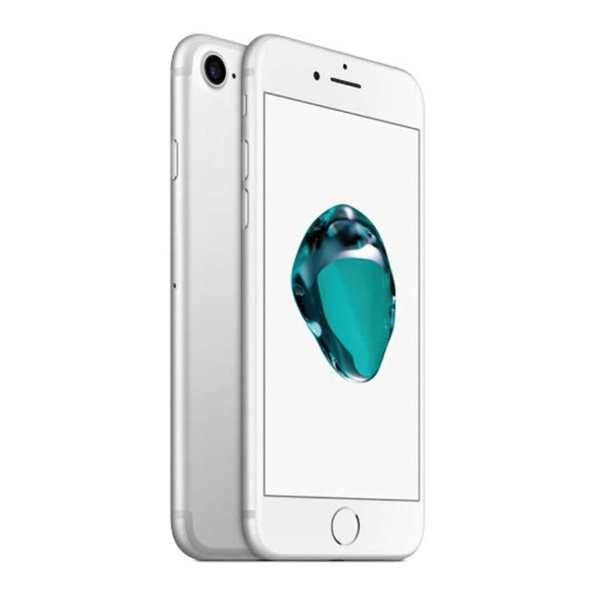 Apple IPhone 7 Silver 32GB Unlocked Sim-Free Retina Mobile Phone Refurbished 12 Months Warranty
