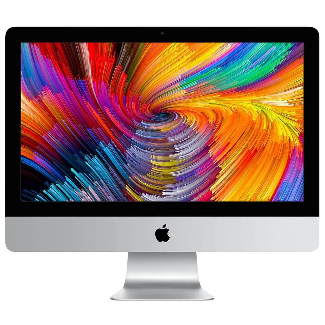 "IMac 21.5"" Slim Apple Core i5 512GB SSD 16GB RAM OS Catalina Powerful Mac Refurbished Sale"